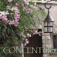 Concentus Sampler - CD Cover